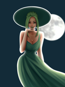 greenie__fly_me_to_the_moon_by_einoa-dbl