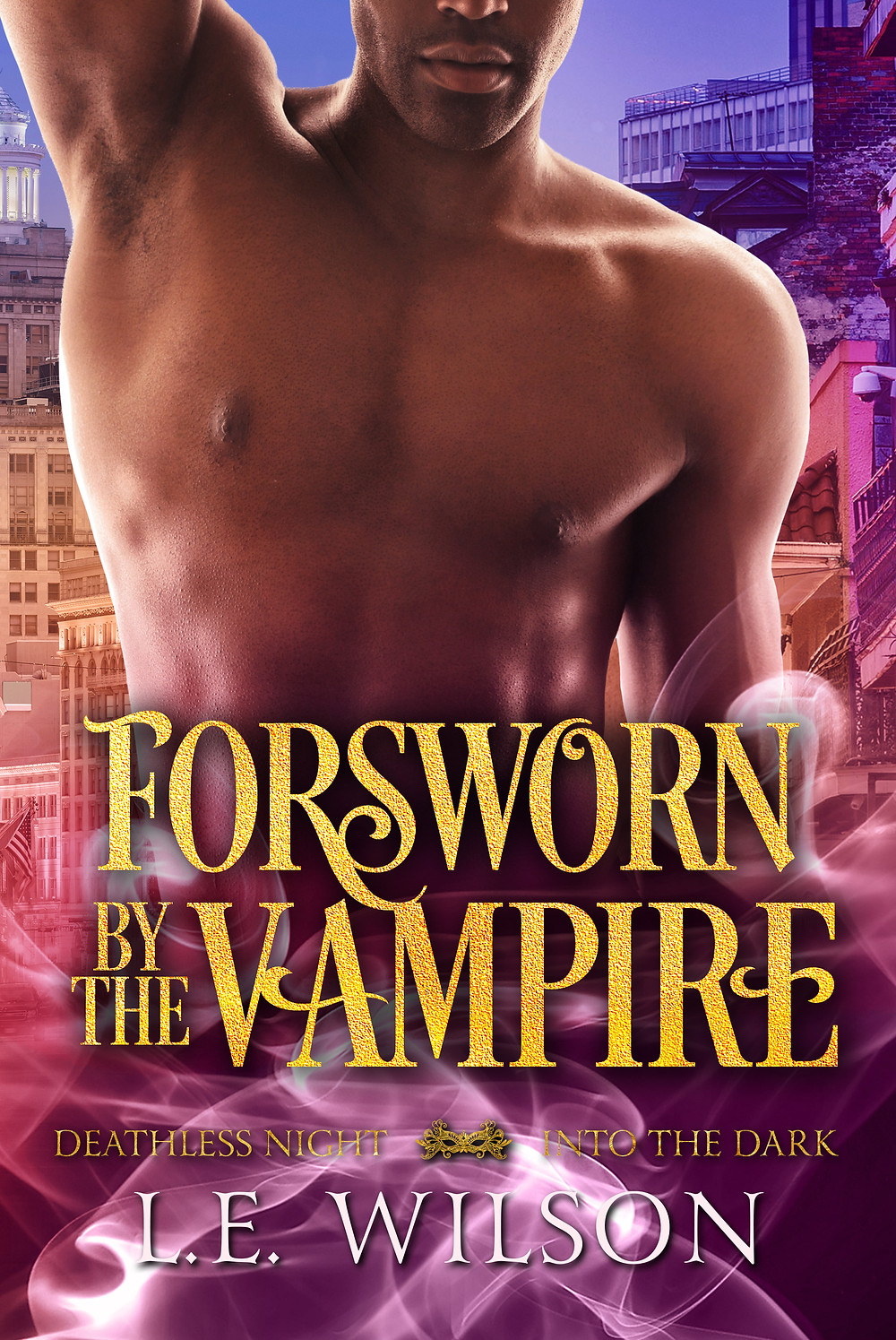 Image of the bookcover for Forsworn By The Vampire
