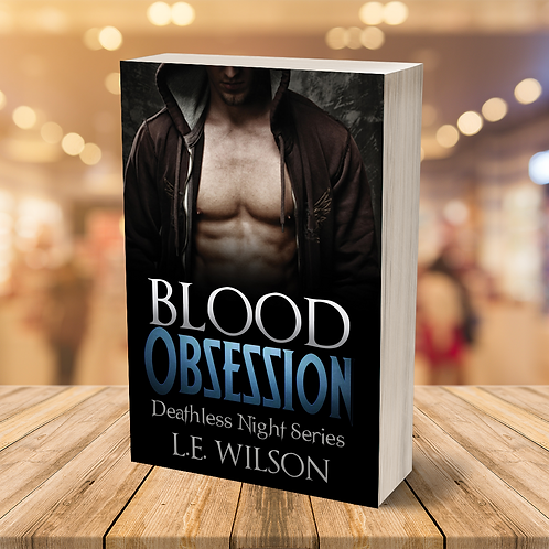 Blood Obsession Paperback