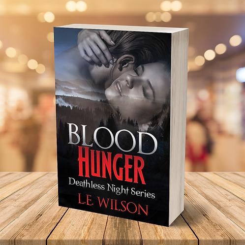 Blood Hunger Paperback
