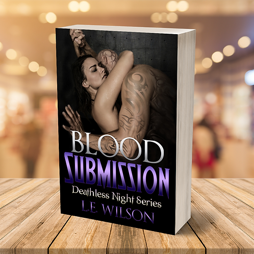 Blood Submission Paperback