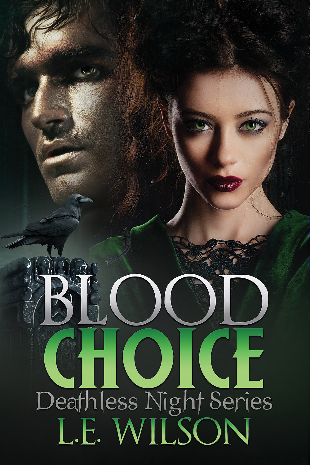 Blood Choice Cover
