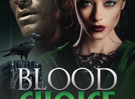 Cover Reveal for Blood Choice!