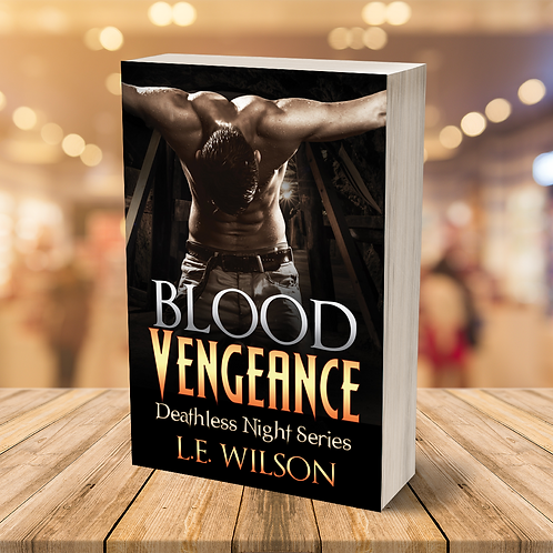 Blood Vengeance Paperback