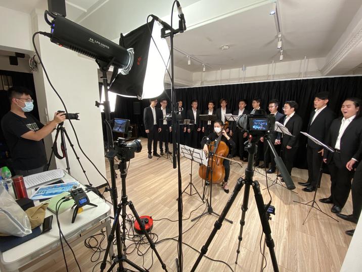 Cantus recording
