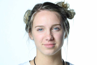 High Key Portrait Example