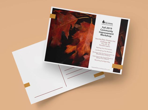 Workshop Mailer