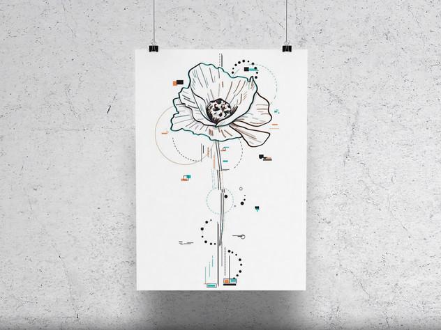 Tattoo/Decorative Cover Design