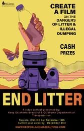 End Litter Poster