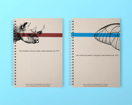 Extinction Project- Notebook Example
