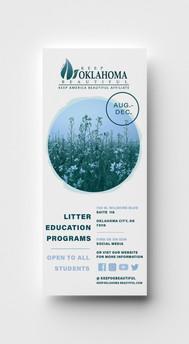 Litter Education Pamphlet