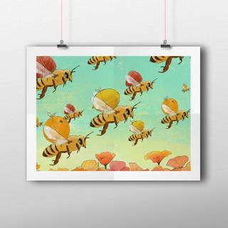 Little Friends Poster