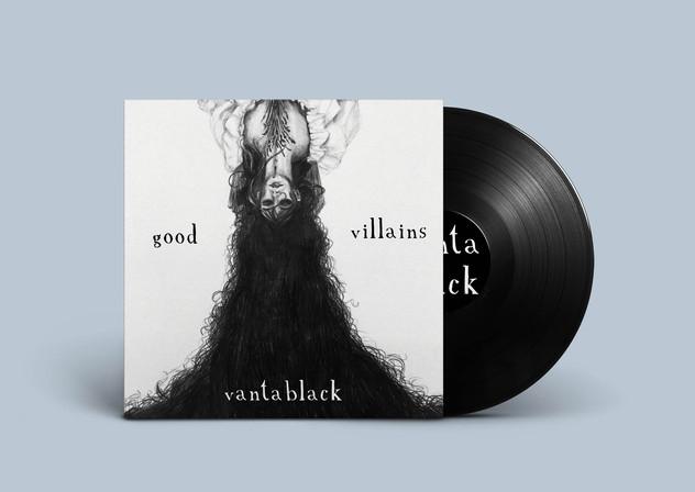 Good Villains Fan LP Cover