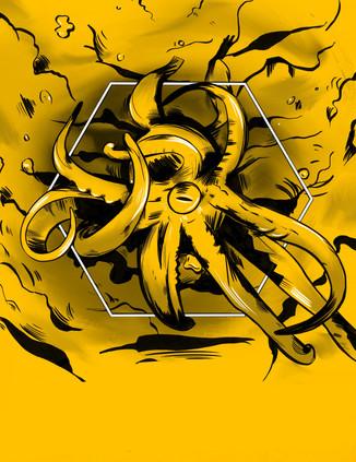 Survive- Squid Base Art