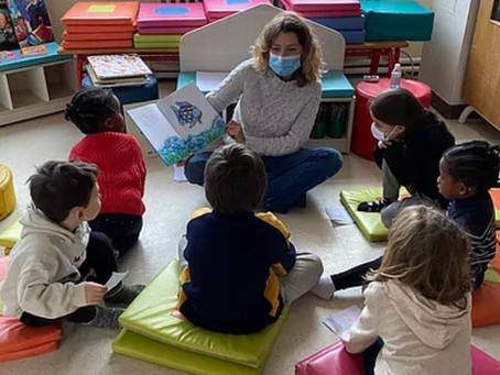Philopraxis et les ateliers de philosophie pour petits et grands par Amélie Marianne Bigeard