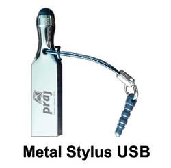 Metal Stylus Pendrive