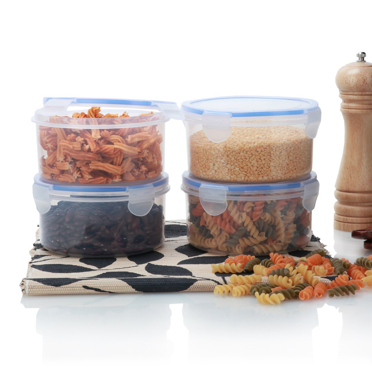 Clamp It  Kitchen Container Set
