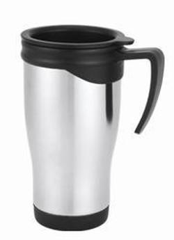 stainless steel tall travel mug