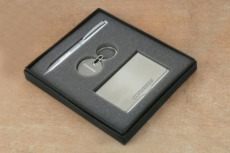 3 in 1 Chrome Gift Set