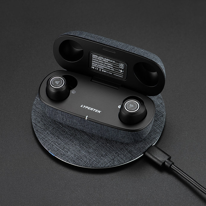 Lypertek Pureplay Z7 along with wireless
