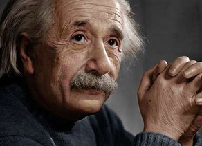 Albert Einstein said if he could do it all again, he would be a plumber.