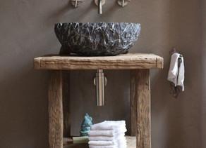 17 Best Rustic Interior Design Ideas for Bathroom Sink