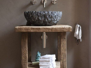 17 Best Rustic Interior Design Ideas for Bathroom Sink