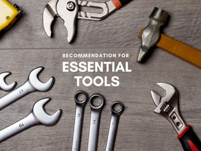 Essential Tools for Homeowners (Part 1)