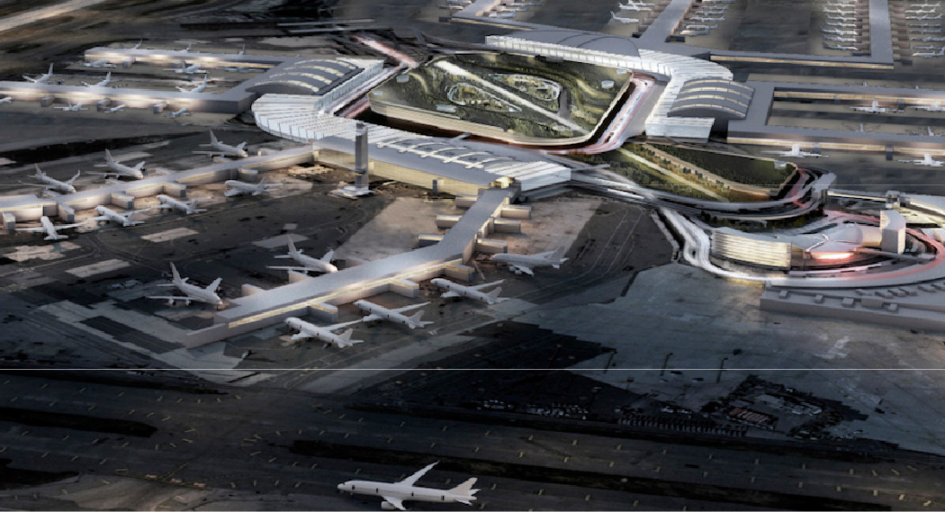 JFK Airport revamp awarded