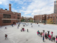 PS 99 Queens - Plaza Deck Playground