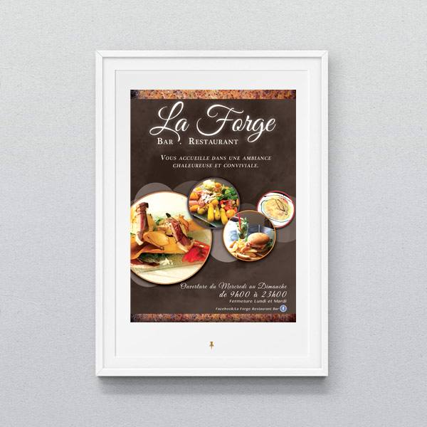 La forge Restaurant