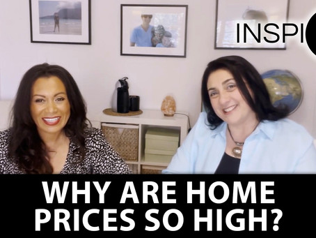 The Reason Home Prices Are So High