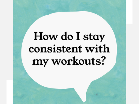 Tricks For Creating Workout Consistency