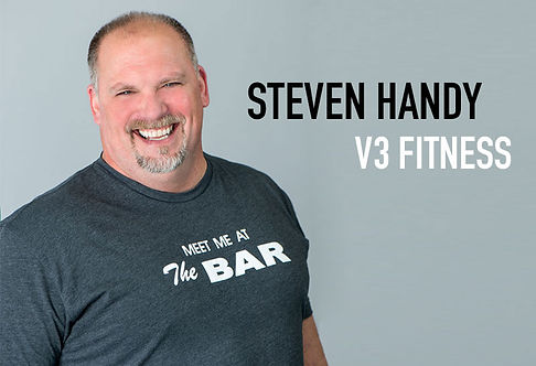 Coach Steven Handy V3 Fitness