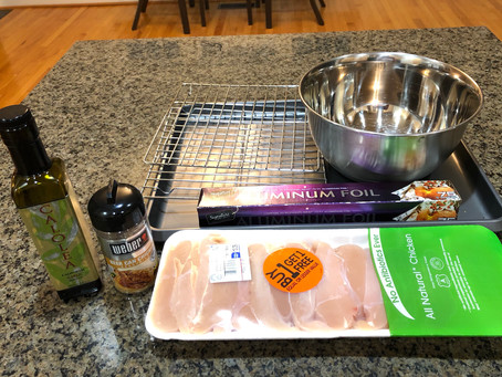 Protein, Prepping, and Portioning