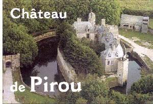 Le chateau de Pirou