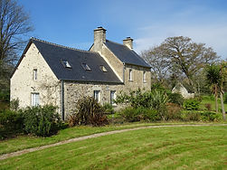 A cottage to rent near Valognes Normandy