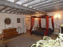 La chambre Baroque, chambres d'hotes Valognes