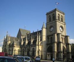 Cherbourg-Basilique-trinité