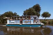 Le bateau des marais de carentan