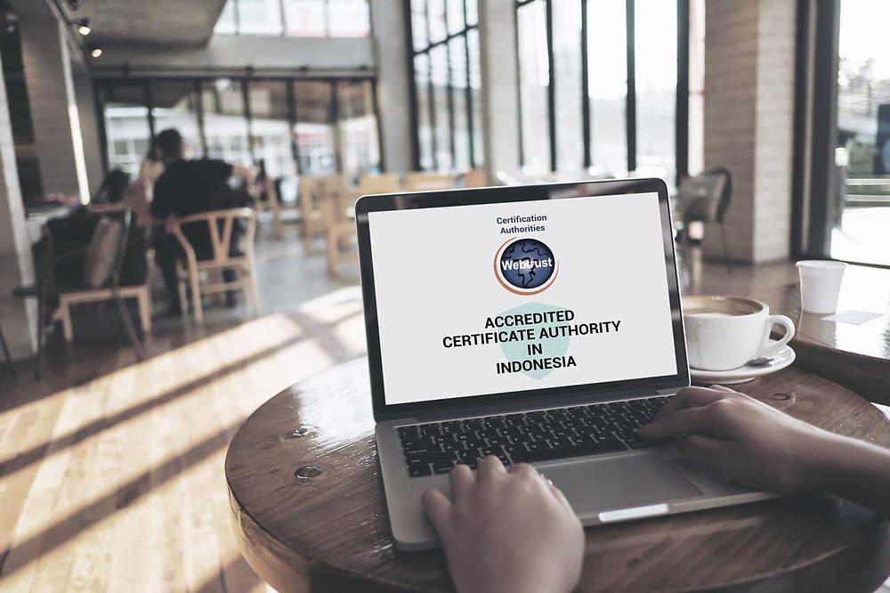 VIDA adalah perusahaan Certificate Authority pertama Indonesia dengan akreditasi WebTrust for CA. Tanda tangan digital atau digital signature VIDA setara layanan kelas dunia.