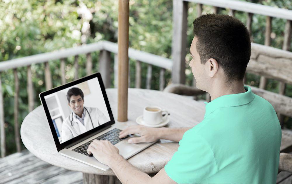 dokter online, kesehatan digital, perlindungan data