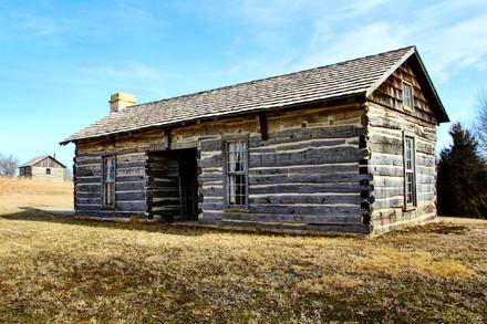 1857 Lutheran Church - Junction City, KS