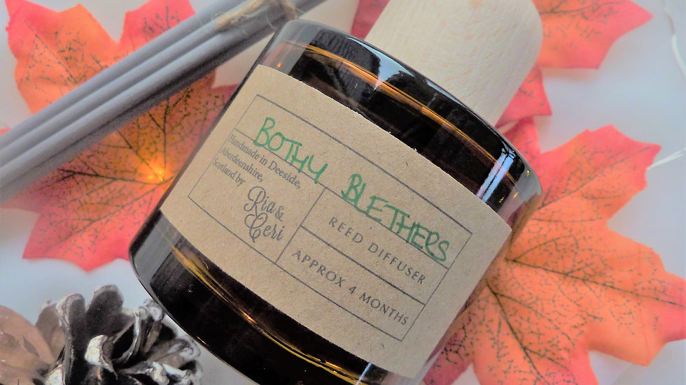 Bothy Blethers Diffuser