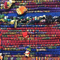 Example of artistic weaving