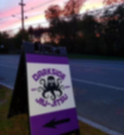 Darkside Jiu-Jitsu on George Street in Plainville, Massachusetts