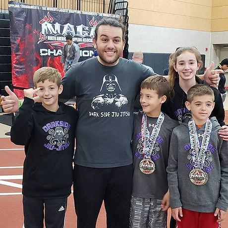 Kids Jiu-Jitsu, Kids Martial Arts, Kids Jiu-Jitsu Tournament