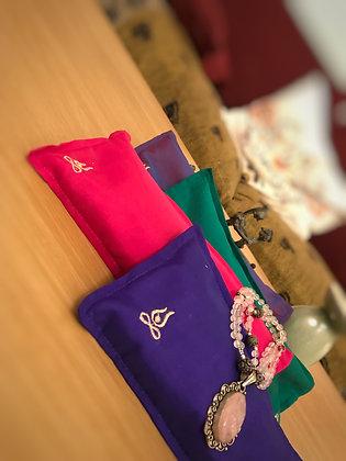 Luxury Silk Eye Pillows