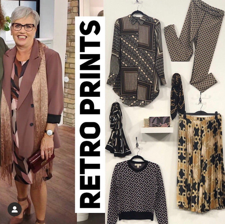 TRY A NEW TREND ON MARILYN DENIS