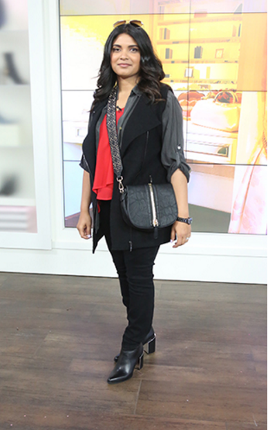 MAKEOVER AS SEEN ON MARILYN DENIS SHOW